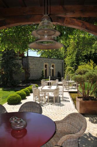 La villa d'Olne - Chambres d'hôte